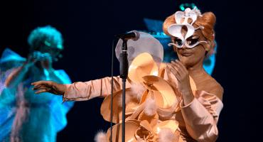 Qué moderna: Björk convertirá 'Vulnicura' en una experiencia de realidad aumentada