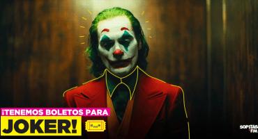 ¡Te llevamos a una función exclusiva de 'Joker' antes del estreno!