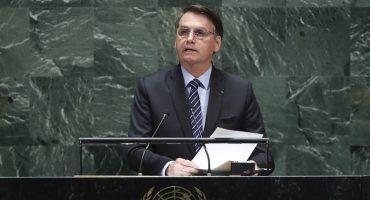 Dice Bolsonaro que el Amazonas no es patrimonio de la humanidad ni pulmón del mundo