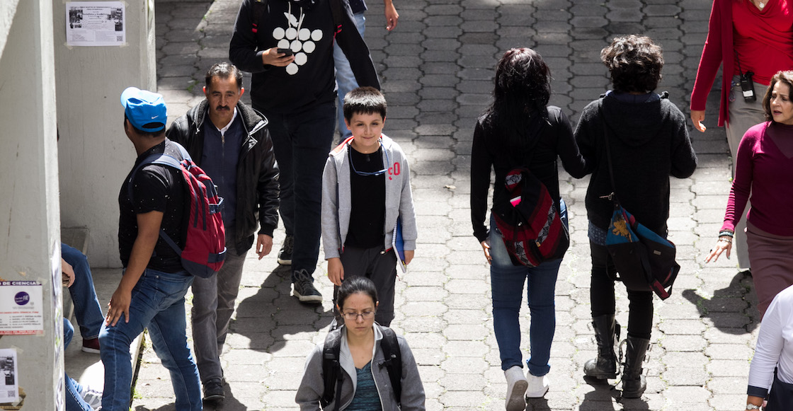 ¿Por qué son así? Carlos, el niño genio de la UNAM, denuncia acoso de sus profesores