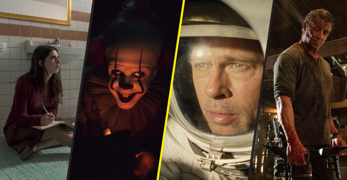 Estos son todos los estrenos que llegan a la cartelera de México en septiembre