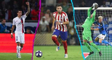 CR7 es cliente de mexicanos, el derrumbe del Madrid y la súper atajada: Lo que dejó la J1 de la Champions