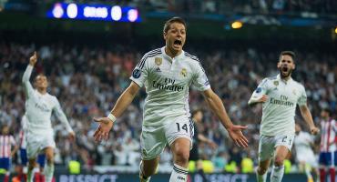 'Chicharito' manda un recadito al Real Madrid: