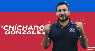 """Chícharo González: """"Da pena que sólo vayan los familiares a ver al Atlante"""""""