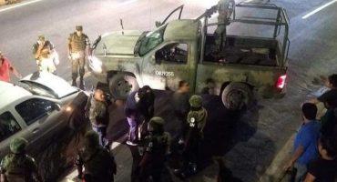 Primer día de la Guardia Nacional en Tlalpan: Chocan y hay dos lesionados