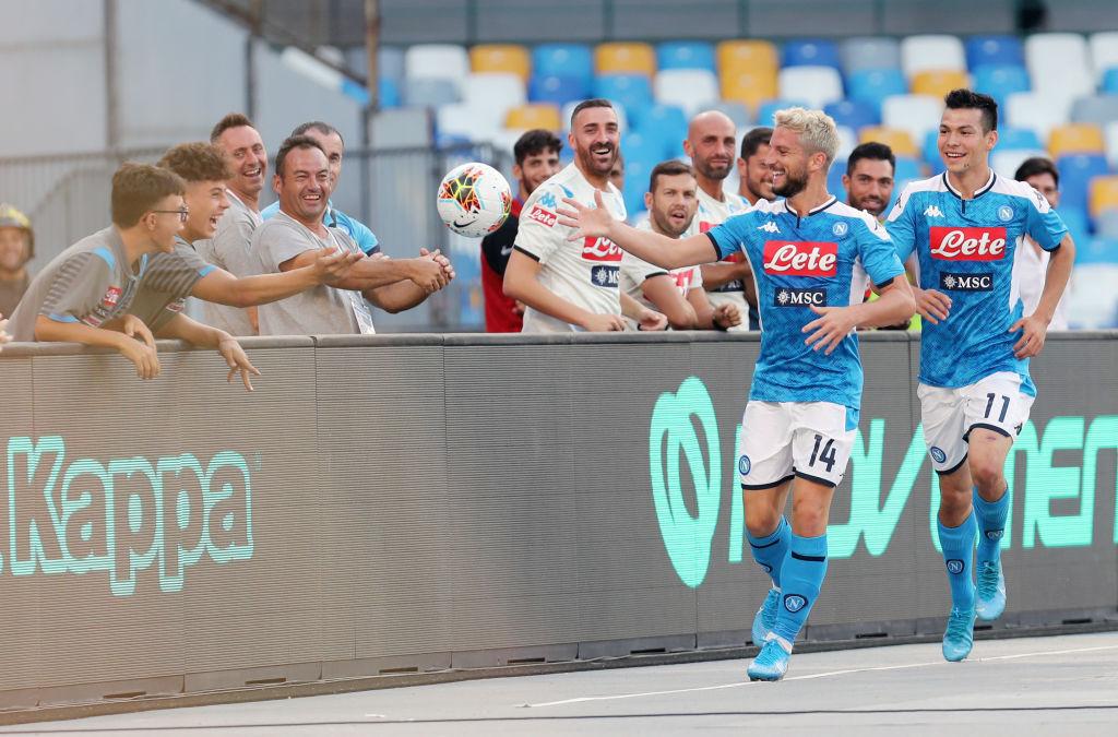 ¡Ay Papantla…! 'Chucky' Lozano reveló que rechazó al PSG y Milan por jugar en el Napoli