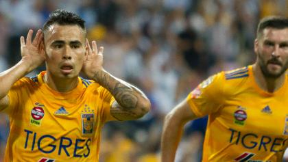 Tigres le quita los bostezos al clásico regio con dos goles en el complemento