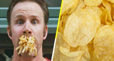 ¡Qué, khá! Adolescente queda ciego por comer puras papas fritas
