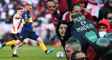 Así fue el primer clásico de Daniele De Rossi con Boca Juniors en la casa de River