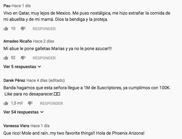 """""""De mi rancho a tu cocina"""" el canal de YouTube de una señora mexicana que tienes que conocer"""