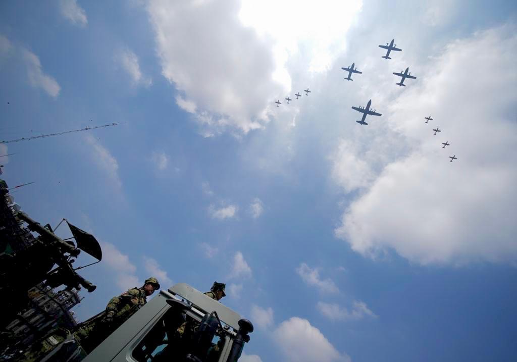 Mujeres piloto, pipas 'antihuachicol' y hasta Jóvenes Construyendo el Futuro: Así estuvo el desfile del 16 de septiembre