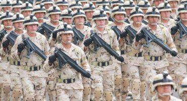 ¿Cómo lo ven? La 4T será el eje temático del desfile militar