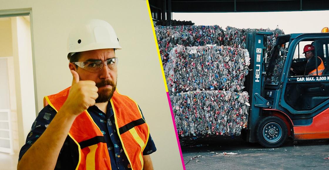 ¿Qué es el PET y qué puedes hacer para ayudar a reciclarlo?