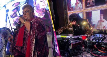 ¡Silverio y Paquita la del Barrio reventaron la casa en la fiesta de Tequila Don Ramón!