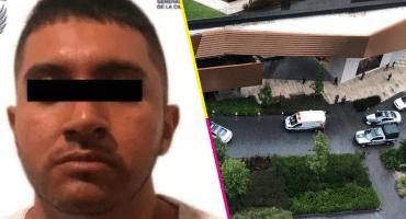 Detienen a Mauricio 'N', implicado en el doble homicidio de Plaza Artz