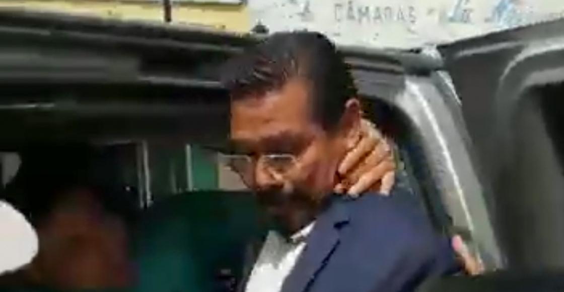 Detienen a Cipriano Charrez, el diputado desaforado acusado de homicidio