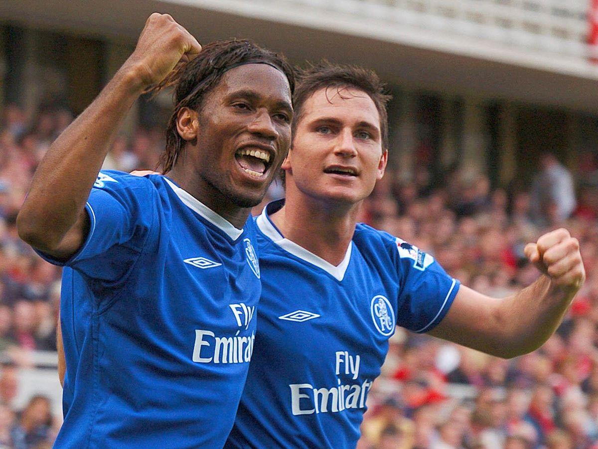 """Didier Drogba se dijo orgulloso de Frank Lampard por ser DT del Chelsea: """"Es muy talentoso"""""""