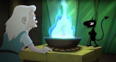 Matt Groening y Netflix liberan el tráiler de la Parte 2 de 'Disenchantment'