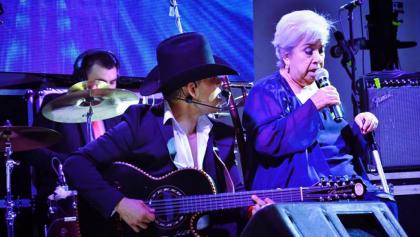 Ella es Doña Irma, la abuelita norteña que está nominada a los Latin Grammys
