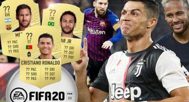 ¡D10s y 9 más! Estos son los 10 mejores futbolistas del FIFA 20