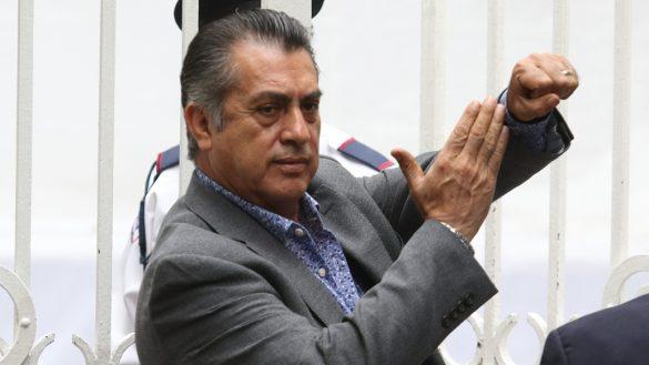 """Congreso respalda sanción directa en contra de """"El Bronco"""" por firmas"""