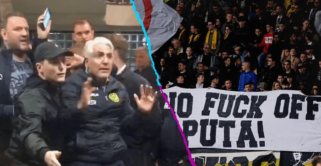 Accionista mayoritario mexicano del Roda JC fue sacado del estadio