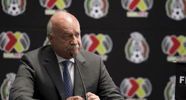 La Liga MX está pendiente de las investigaciones por presunto lavado de dinero: Bonilla
