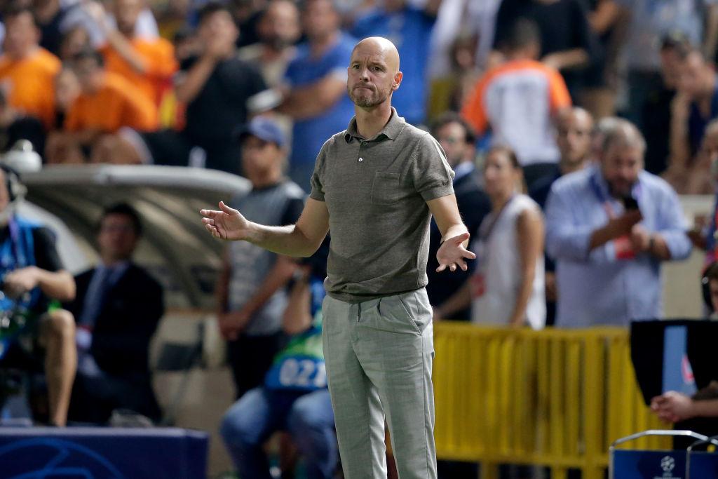 Técnico del Ajax elogió a Edson Álvarez y lo avaló como el sustituto de De Ligt