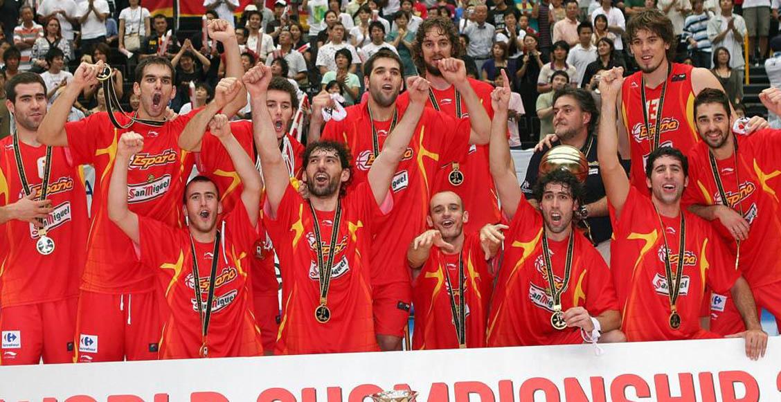 ¡Histórico! 13 años después, España se consagra campeón del Mundial de Basquetbol