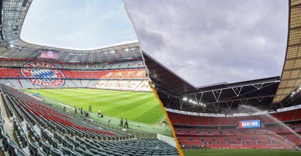 Conoce las próximas sedes de las finales de Champions, Europa League y Supercopa de Europa