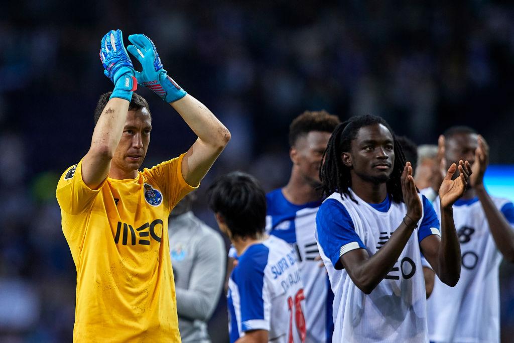 La 'imbatible' estadística de Marchesín cada que el Porto gana un partido