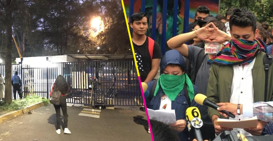 Estudiantes de la FCPyS exigen diálogo con la directora tras rechazo de Ricardo Anaya
