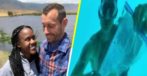 Tragedia nivel: Quería una propuesta de matrimonio inolvidable y murió tras recibir el sí quiero' en Tasmania