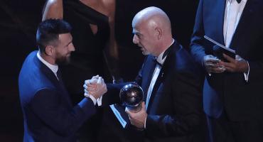 FIFA aclara controversia en votaciones en The Best y le echa la bolita a empresa suiza