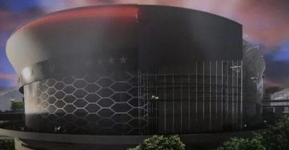Filtraron las primeras imágenes de cómo se vería el nuevo estadio de Cruz Azul
