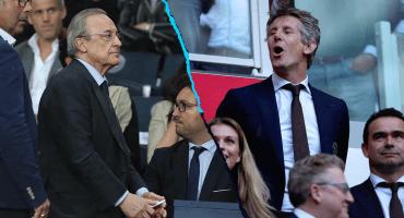 Florentino Pérez golpeó a Van der Sar el día que Ajax eliminó al Madrid de la Champions