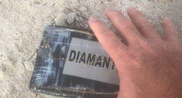 Achis, achis... Huracán Dorian arrastra paquetes de cocaína hasta playas de Florida