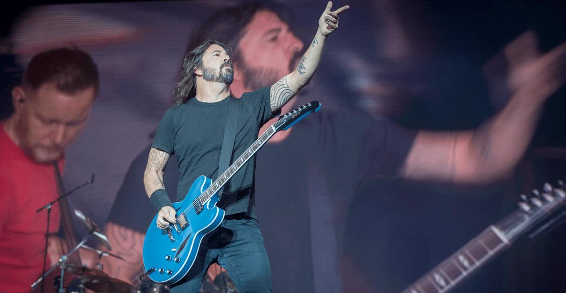 De otro planeta: ¡Los Foo Fighters se suben al tren del Área 51 publicando un nuevo EP!