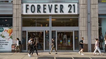 Forever 21 se declaró en bancarrota pero, ¿qué pasará con las tiendas en México?