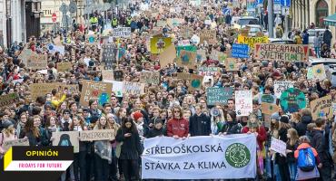Fridays For Future: No es Greta, no es Gore, somos todos