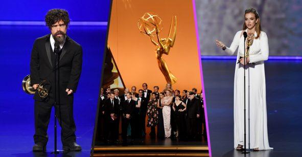 Estos son los ganadores de los Emmy Awards 2019