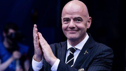 Infantino propone crear un Mundial de Clubes Femenil y ya hasta le puso fecha