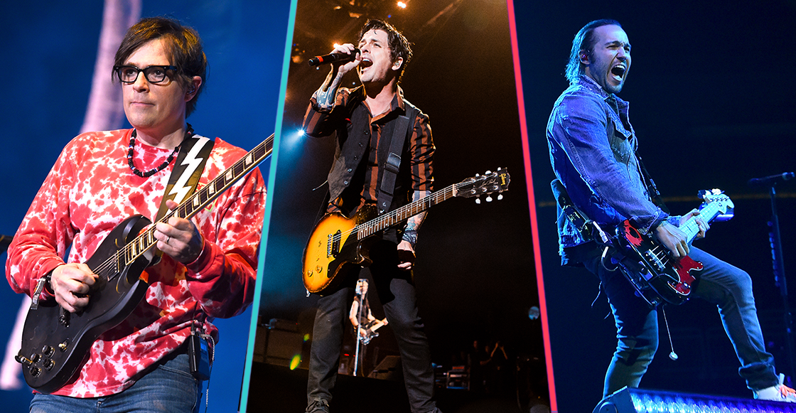 El sueño de la adolescencia: Green Day, Weezer y Fall Out Boy confirman gira juntos