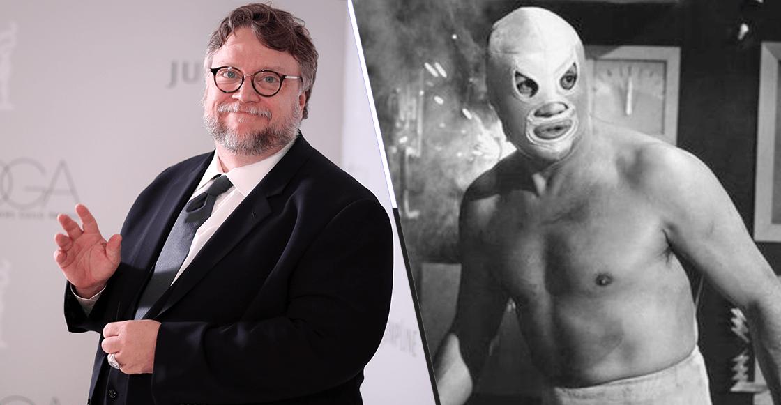 Ni Blue Demon pudo hacer eso: Guillermo del Toro le quita la máscara a El Santo y revela su verdadero rostro