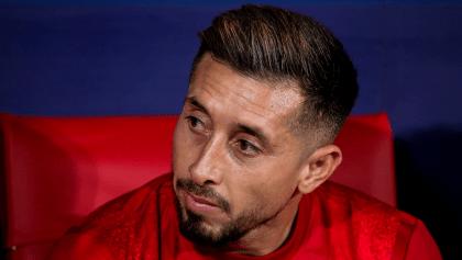 'Cholo' Simeone prefiere a Héctor Herrera como relevo, pues puede cambiarle la cara al Atlético 🤭