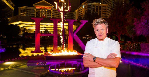 Así es la experiencia de cenar en Hell's Kitchen de Gordon Ramsay en Las Vegas