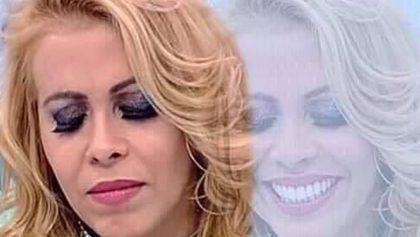 La historia detrás del meme: Ella es la mujer rubia que está triste y sonriendo a la vez