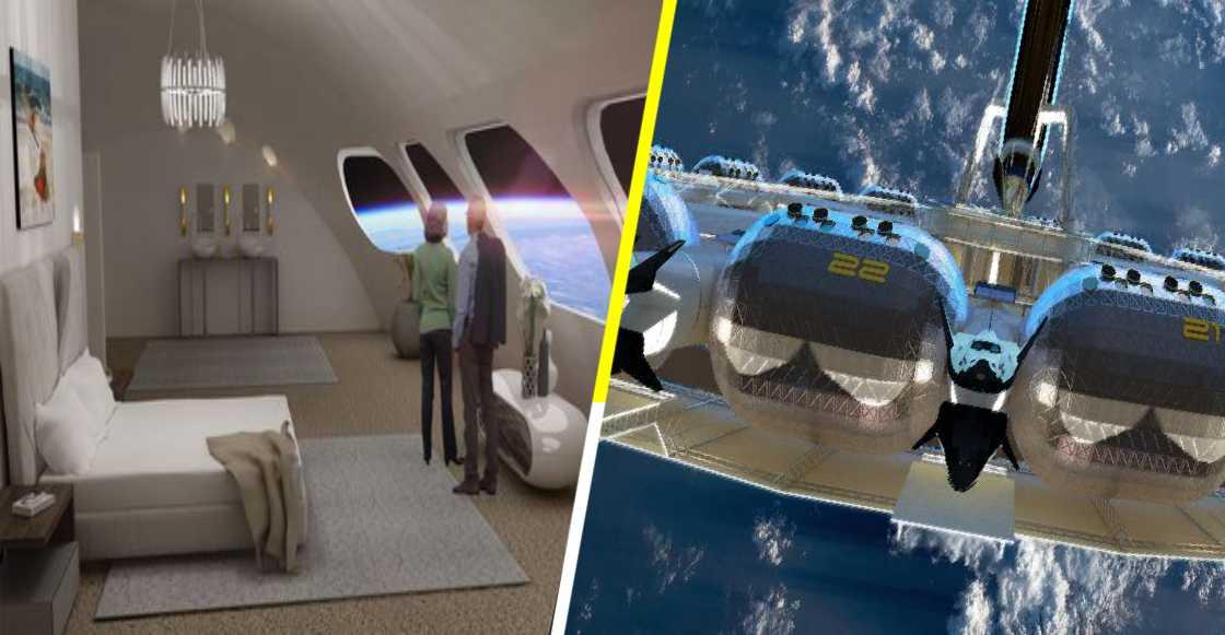 ¿Vamos? Así será el primer hotel espacial en órbita
