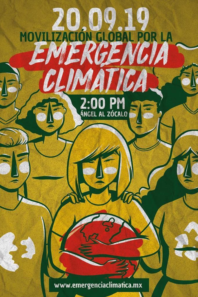 huelga-mundial-mexico-clima-greta-thunberg