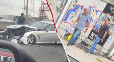 Lo que sabemos del accidente automovilístico del 'Tuca' Ferretti en la carretera a Laredo